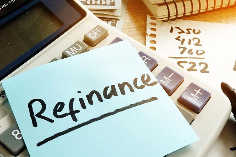 Missouri City mortgage refinance